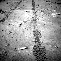Nasa's Mars rover Curiosity acquired this image using its Right Navigation Camera on Sol 751, at drive 348, site number 42