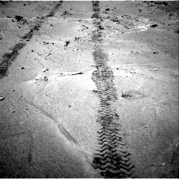 Nasa's Mars rover Curiosity acquired this image using its Right Navigation Camera on Sol 751, at drive 360, site number 42