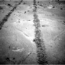 Nasa's Mars rover Curiosity acquired this image using its Right Navigation Camera on Sol 751, at drive 366, site number 42