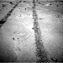 Nasa's Mars rover Curiosity acquired this image using its Right Navigation Camera on Sol 751, at drive 372, site number 42