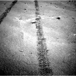 Nasa's Mars rover Curiosity acquired this image using its Right Navigation Camera on Sol 751, at drive 414, site number 42