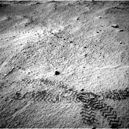 Nasa's Mars rover Curiosity acquired this image using its Right Navigation Camera on Sol 751, at drive 474, site number 42