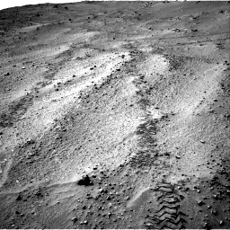 Nasa's Mars rover Curiosity acquired this image using its Right Navigation Camera on Sol 751, at drive 540, site number 42
