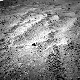 Nasa's Mars rover Curiosity acquired this image using its Right Navigation Camera on Sol 751, at drive 546, site number 42
