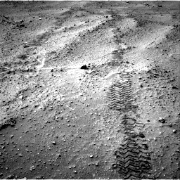 Nasa's Mars rover Curiosity acquired this image using its Right Navigation Camera on Sol 751, at drive 552, site number 42