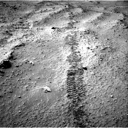 Nasa's Mars rover Curiosity acquired this image using its Right Navigation Camera on Sol 751, at drive 564, site number 42