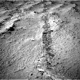 Nasa's Mars rover Curiosity acquired this image using its Right Navigation Camera on Sol 751, at drive 570, site number 42