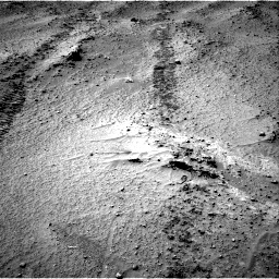 Nasa's Mars rover Curiosity acquired this image using its Right Navigation Camera on Sol 751, at drive 582, site number 42
