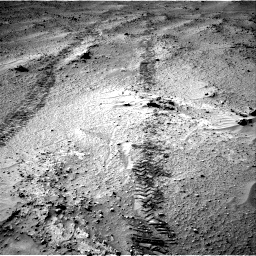 Nasa's Mars rover Curiosity acquired this image using its Right Navigation Camera on Sol 751, at drive 594, site number 42