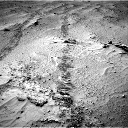 Nasa's Mars rover Curiosity acquired this image using its Right Navigation Camera on Sol 751, at drive 600, site number 42