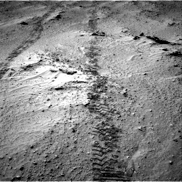 Nasa's Mars rover Curiosity acquired this image using its Right Navigation Camera on Sol 751, at drive 612, site number 42
