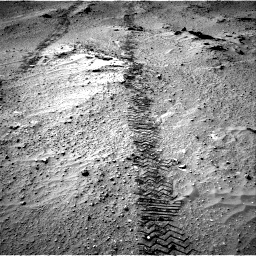 Nasa's Mars rover Curiosity acquired this image using its Right Navigation Camera on Sol 751, at drive 624, site number 42