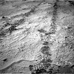 Nasa's Mars rover Curiosity acquired this image using its Right Navigation Camera on Sol 751, at drive 666, site number 42