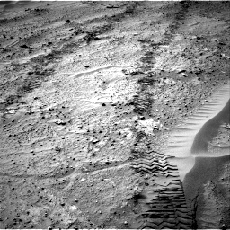 Nasa's Mars rover Curiosity acquired this image using its Right Navigation Camera on Sol 751, at drive 690, site number 42
