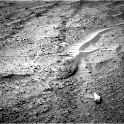 Nasa's Mars rover Curiosity acquired this image using its Right Navigation Camera on Sol 751, at drive 702, site number 42