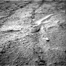 Nasa's Mars rover Curiosity acquired this image using its Right Navigation Camera on Sol 751, at drive 708, site number 42