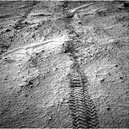 Nasa's Mars rover Curiosity acquired this image using its Right Navigation Camera on Sol 751, at drive 732, site number 42