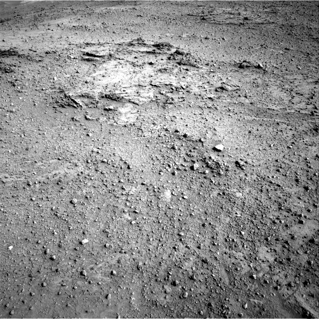 Nasa's Mars rover Curiosity acquired this image using its Right Navigation Camera on Sol 751, at drive 834, site number 42