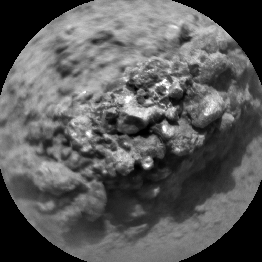 Nasa's Mars rover Curiosity acquired this image using its Chemistry & Camera (ChemCam) on Sol 751, at drive 186, site number 42