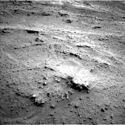 Nasa's Mars rover Curiosity acquired this image using its Left Navigation Camera on Sol 753, at drive 930, site number 42