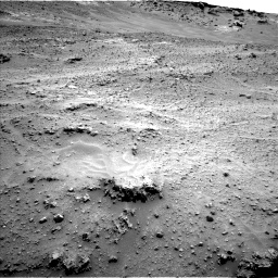 Nasa's Mars rover Curiosity acquired this image using its Left Navigation Camera on Sol 753, at drive 954, site number 42