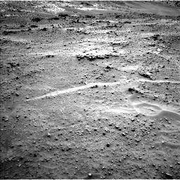 Nasa's Mars rover Curiosity acquired this image using its Left Navigation Camera on Sol 753, at drive 1002, site number 42