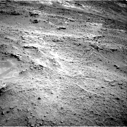 Nasa's Mars rover Curiosity acquired this image using its Right Navigation Camera on Sol 753, at drive 924, site number 42
