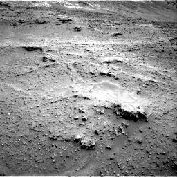 Nasa's Mars rover Curiosity acquired this image using its Right Navigation Camera on Sol 753, at drive 942, site number 42