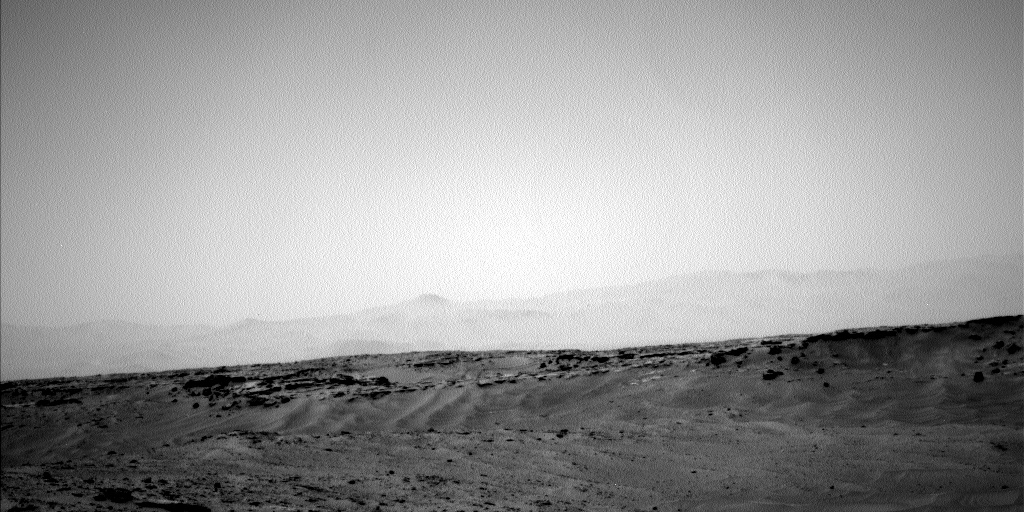 Nasa's Mars rover Curiosity acquired this image using its Left Navigation Camera on Sol 758, at drive 1020, site number 42
