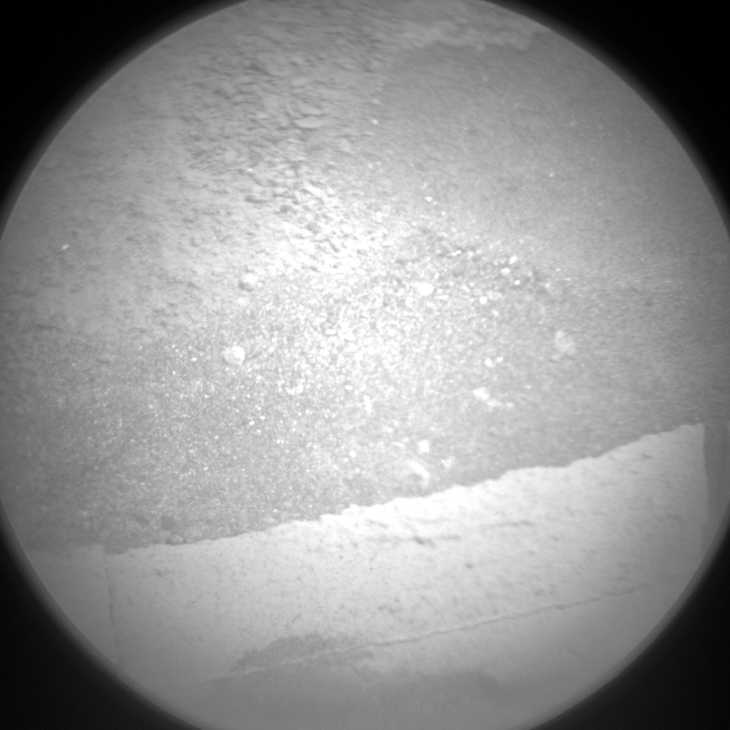 Nasa's Mars rover Curiosity acquired this image using its Chemistry & Camera (ChemCam) on Sol 762, at drive 1020, site number 42
