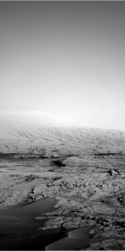 Nasa's Mars rover Curiosity acquired this image using its Left Navigation Camera on Sol 771, at drive 1020, site number 42