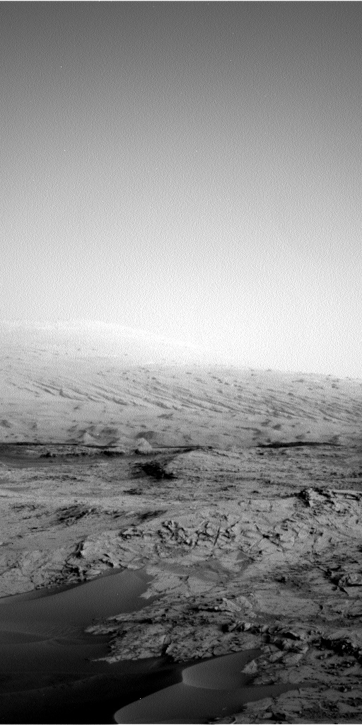 Nasa's Mars rover Curiosity acquired this image using its Left Navigation Camera on Sol 778, at drive 0, site number 43