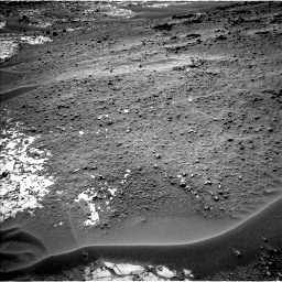 Nasa's Mars rover Curiosity acquired this image using its Left Navigation Camera on Sol 780, at drive 6, site number 43