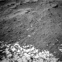 Nasa's Mars rover Curiosity acquired this image using its Left Navigation Camera on Sol 780, at drive 48, site number 43