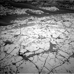 Nasa's Mars rover Curiosity acquired this image using its Left Navigation Camera on Sol 780, at drive 144, site number 43