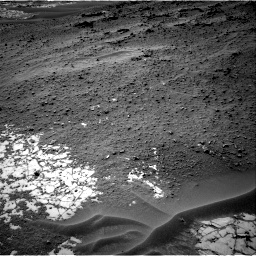 Nasa's Mars rover Curiosity acquired this image using its Right Navigation Camera on Sol 780, at drive 24, site number 43