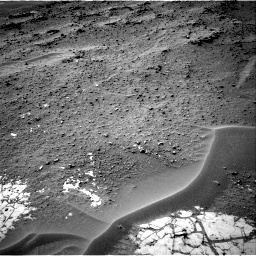 Nasa's Mars rover Curiosity acquired this image using its Right Navigation Camera on Sol 780, at drive 30, site number 43
