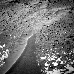 Nasa's Mars rover Curiosity acquired this image using its Right Navigation Camera on Sol 780, at drive 66, site number 43