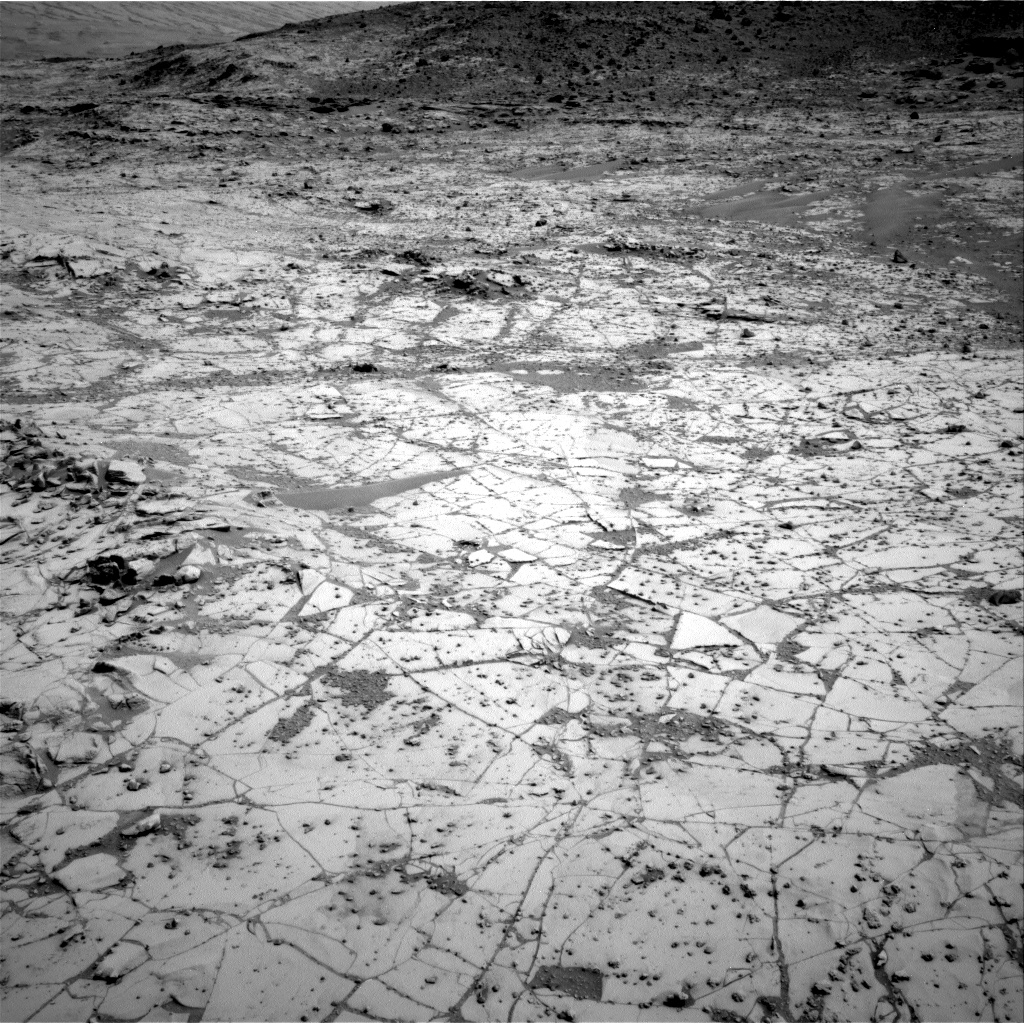 Nasa's Mars rover Curiosity acquired this image using its Right Navigation Camera on Sol 780, at drive 90, site number 43