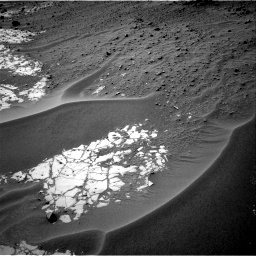 Nasa's Mars rover Curiosity acquired this image using its Right Navigation Camera on Sol 780, at drive 102, site number 43