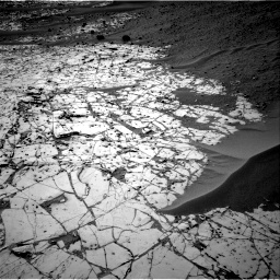 Nasa's Mars rover Curiosity acquired this image using its Right Navigation Camera on Sol 780, at drive 120, site number 43