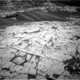 Nasa's Mars rover Curiosity acquired this image using its Right Navigation Camera on Sol 780, at drive 162, site number 43