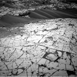 Nasa's Mars rover Curiosity acquired this image using its Right Navigation Camera on Sol 780, at drive 168, site number 43