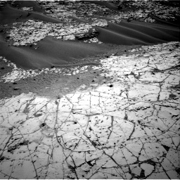 Nasa's Mars rover Curiosity acquired this image using its Right Navigation Camera on Sol 780, at drive 174, site number 43