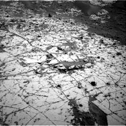 Nasa's Mars rover Curiosity acquired this image using its Right Navigation Camera on Sol 780, at drive 198, site number 43