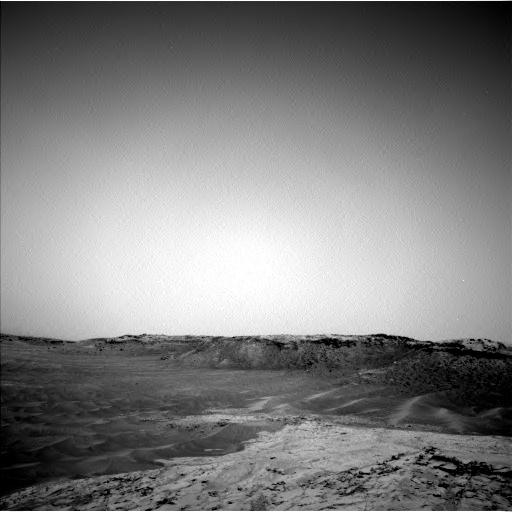 Nasa's Mars rover Curiosity acquired this image using its Left Navigation Camera on Sol 781, at drive 216, site number 43
