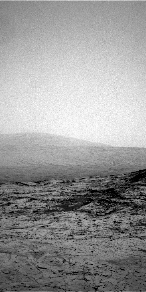 Nasa's Mars rover Curiosity acquired this image using its Left Navigation Camera on Sol 782, at drive 216, site number 43