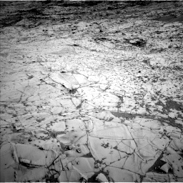 Nasa's Mars rover Curiosity acquired this image using its Left Navigation Camera on Sol 785, at drive 12, site number 44