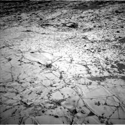 Nasa's Mars rover Curiosity acquired this image using its Left Navigation Camera on Sol 785, at drive 18, site number 44