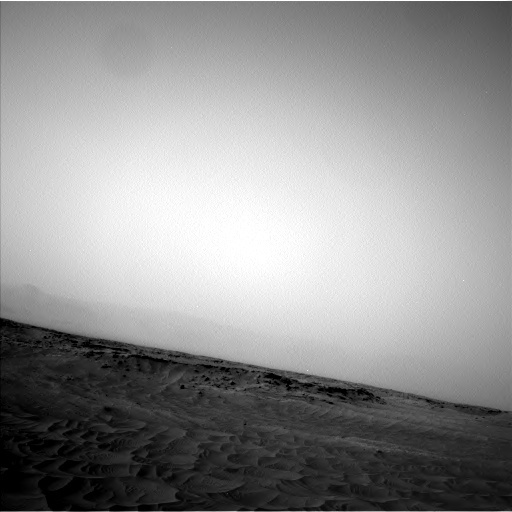 NASA's Mars rover Curiosity acquired this image using its Left Navigation Camera (Navcams) on Sol 785